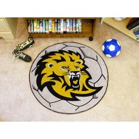 Southeastern Louisiana Soccer Ball Rug