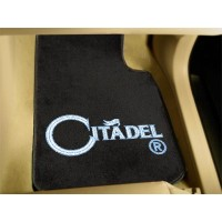 The Citadel 2 Piece Front Car Mats