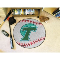 Tulane University Baseball Rug