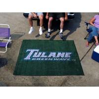 Tulane University Tailgater Rug