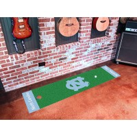 UNC University of North Carolina - Chapel Hill Golf Putting Green Mat