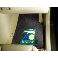 UNC University of North Carolina - Wilmington 2 Piece Front Car Mats