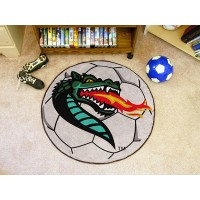 University of Alabama at Birmingham Soccer Ball Rug