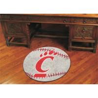 University of Cincinnati Baseball Rug