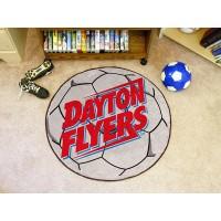 University of Dayton Soccer Ball Rug