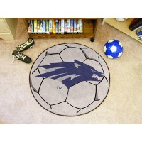 University of Nevada Soccer Ball Rug