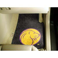 University of North Alabama 2 Piece Front Car Mats
