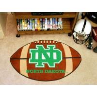 University of North Dakota Football Rug