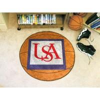 University of South Alabama Basketball Rug