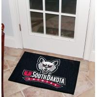 University of South Dakota Starter Rug