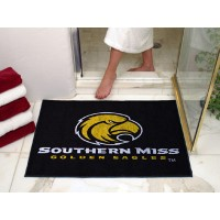 University of Southern Mississippi All-Star Rug
