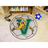 University of Vermont Soccer Ball Rug