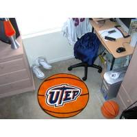 UTEP Basketball Rug