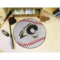 Virginia Commonwealth University Baseball Rug