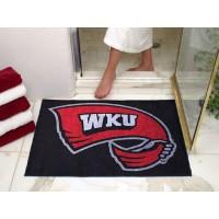 Western Kentucky University All-Star Rug