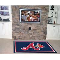 MLB - Atlanta Braves  5 x 8 Rug