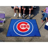 MLB - Chicago Cubs Tailgater Rug