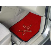 MLB - Houston Astros 2 Piece Front Car Mats
