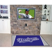 MLB - Los Angeles Dodgers 4 x 6 Rug