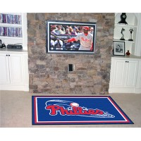 MLB - Philadelphia Phillies  5 x 8 Rug