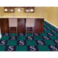 MLB - Seattle Mariners Carpet Tiles