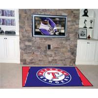 MLB - Texas Rangers  5 x 8 Rug