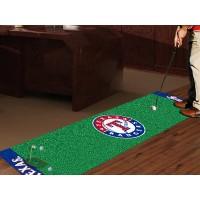 MLB - Texas Rangers Golf Putting Green Mat