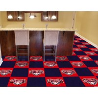 MLB - Washington Nationals Carpet Tiles