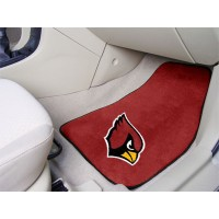 NFL - Arizona Cardinals 2 Piece Front Car Mats