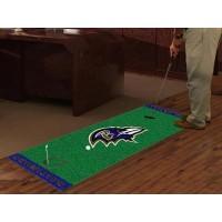 NFL - Baltimore Ravens Golf Putting Green Mat
