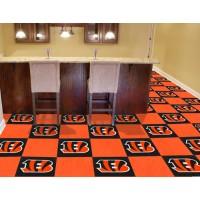 NFL - Cincinnati Bengals Carpet Tiles