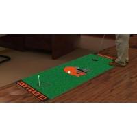 NFL - Cleveland Browns Golf Putting Green Mat