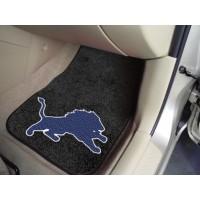 NFL - Detroit Lions 2 Piece Front Car Mats