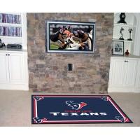 NFL - Houston Texans  5 x 8 Rug