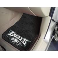 NFL - Philadelphia Eagles 2 Piece Front Car Mats