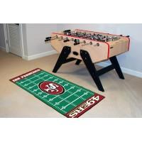 NFL - San Francisco 49ers Floor Runner
