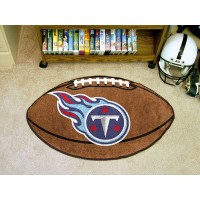 NFL - Tennessee Titans Football Rug