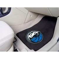 NBA - Dallas Mavericks 2 Piece Front Car Mats