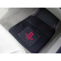 NBA - Houston Rockets Heavy Duty Vinyl Car Mats