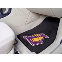 NBA - Los Angeles Lakers 2 Piece Front Car Mats