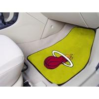 NBA - Miami Heat 2 Piece Front Car Mats