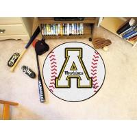 Appalachian State Baseball Rug