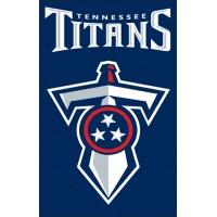 AFTE Titans 44x28 Applique Banner