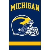 AFUM Michigan 44x28 Applique Banner
