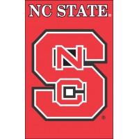 AFNCS N Carolina State 44x28 Applique Banner