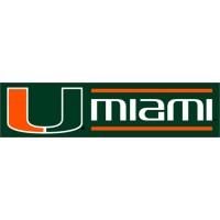 BMIA Miami Giant 8-Foot X 2-Foot Nylon Banner