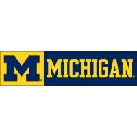 BUM Michigan Giant 8-Foot X 2-Foot Nylon Banner