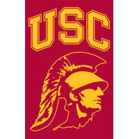 AFUSCT USC with Trojan Head 44x28 Applique Banner
