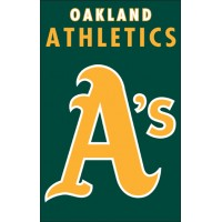 AFOAK Athletics 44x28 Applique Banner