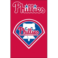 AFPHI Phillies 44x28 Applique Banner
